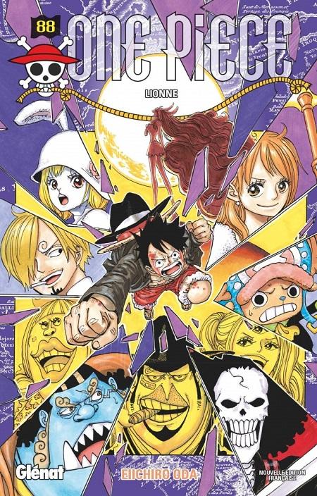 One Piece T88 (17/10/18)