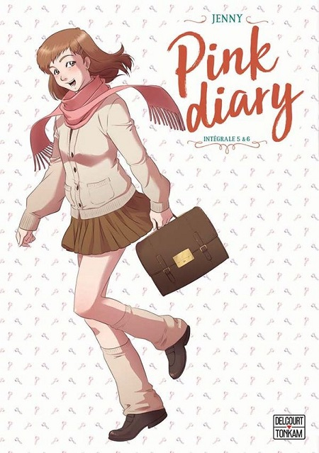 Pink diary intégrale T5 & 6 (10/10/18)