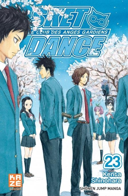 Sket Dance T23 (17/10/18)