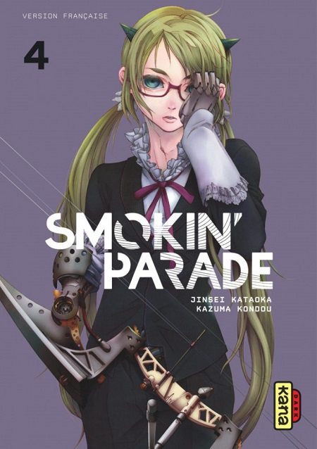 Smokin' Parade T4 (19/10/18)