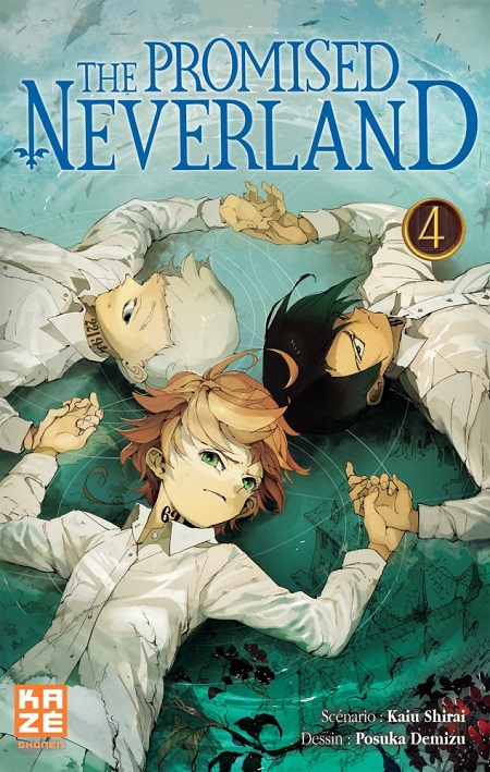 The Promised Neverland T4 (24/10/18)