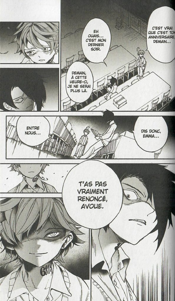 The Promised Neverland-prêt à tout