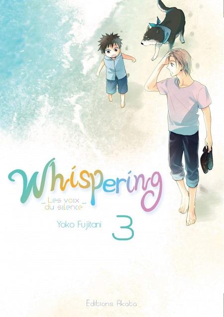 Whispering - les voix du silence T3 (25/10/18)