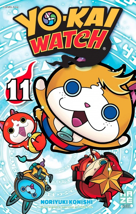 Yo-Kai Watch T11 (17/10/18)