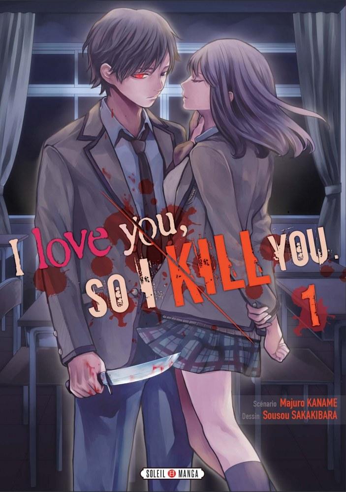 I love you, so I kill you-Halloween