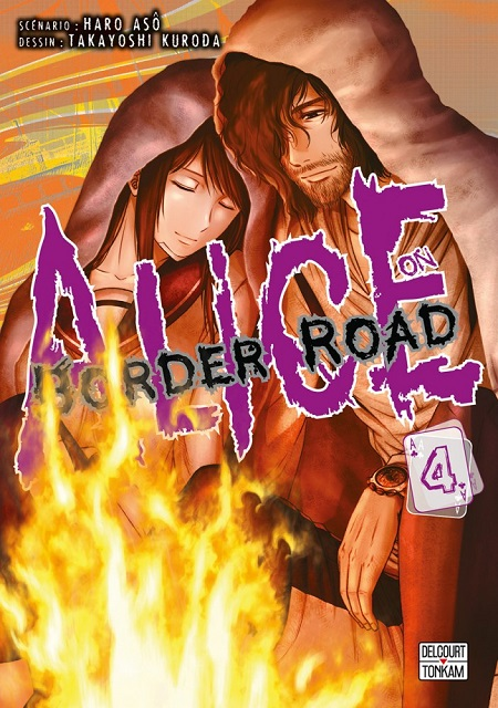 Alice in Border Road T4 (28/11/18)