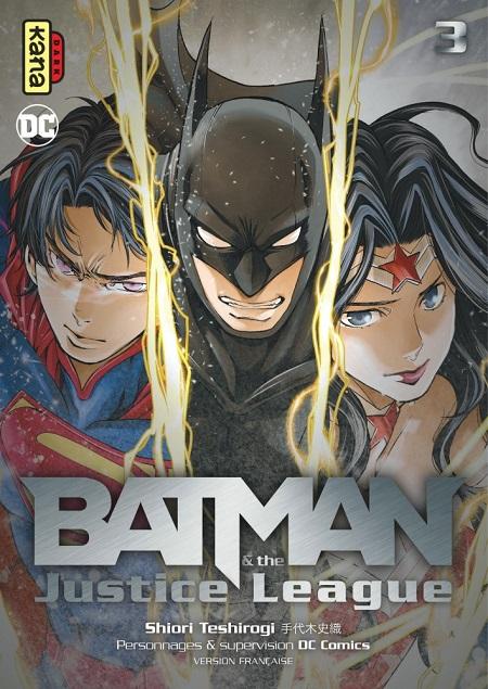 Batman & the Justice League T3 (23/11/18)