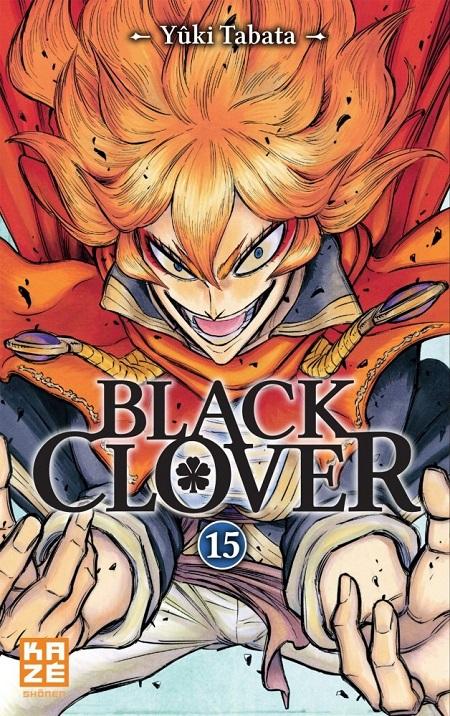 Black Clover T15 (07/11/18)