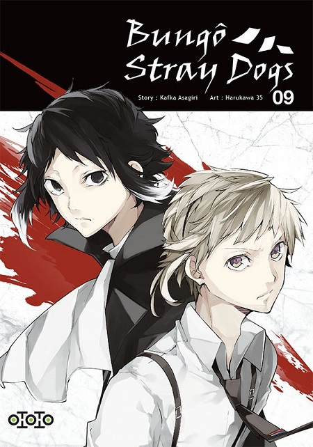 Bungô Stray Dogs T9 (30/11/18)