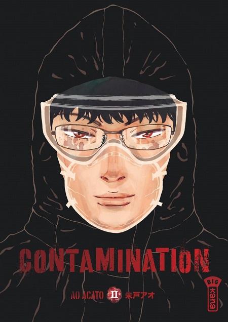 Contamination T2 (23/11/18)