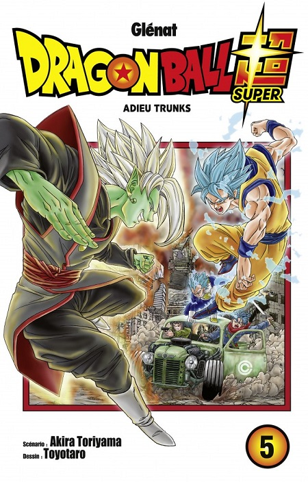 Dragon Ball Super T5 (14/11/18)