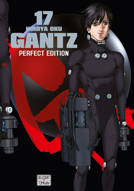 Gantz T17 Perfect Edition (07/11/18)