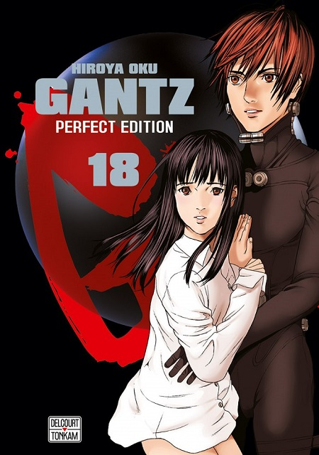 Gantz T18 Perfect Edition (28/11/18)