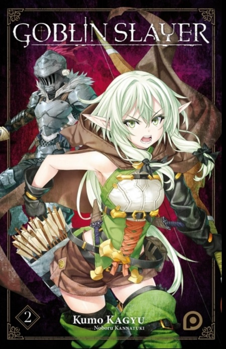 Goblin Slayer Light Novel T2 (15/11/18)