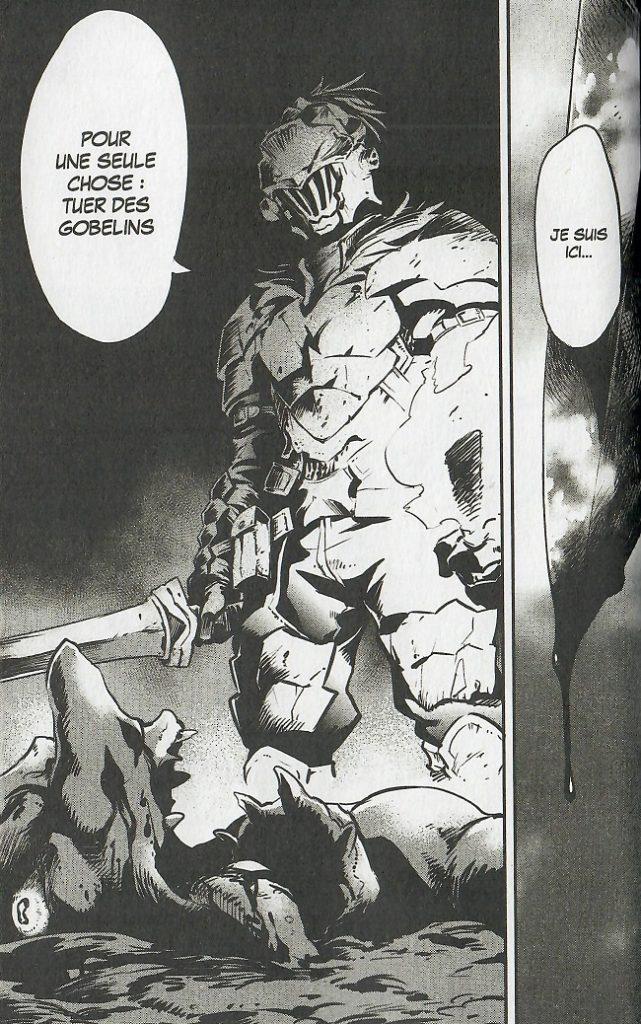 Goblin Slayer-objectif