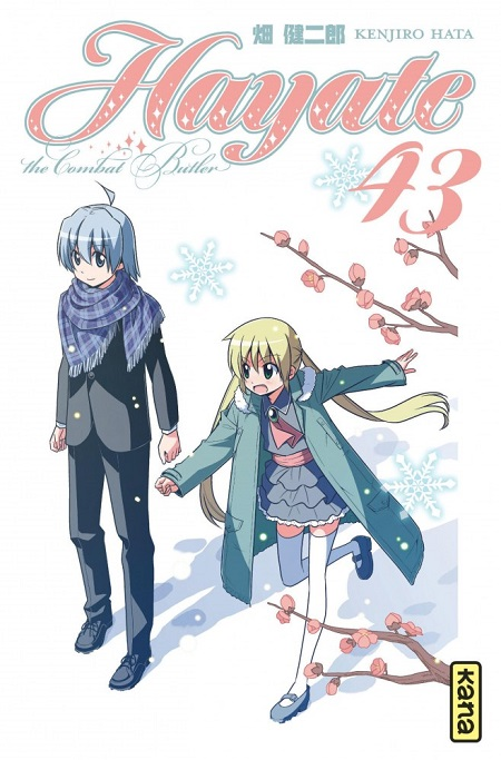 Hayate the combat butler T43 (09/11/18)