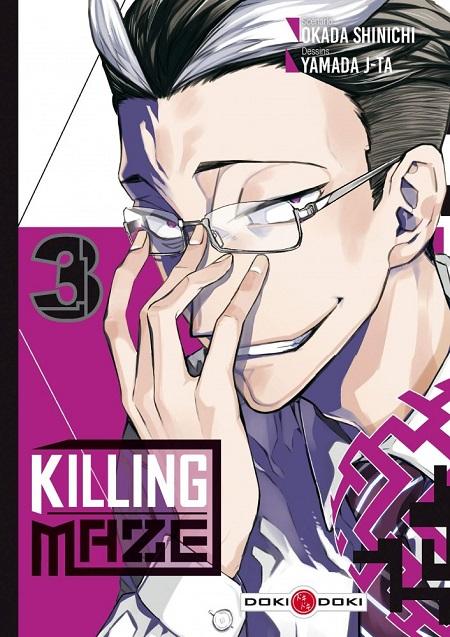 Killing Maze T3 (28/11/18)