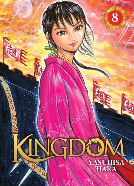Kingdom T8