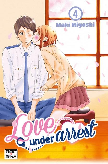 Love under arrest T4 (21/11/18)