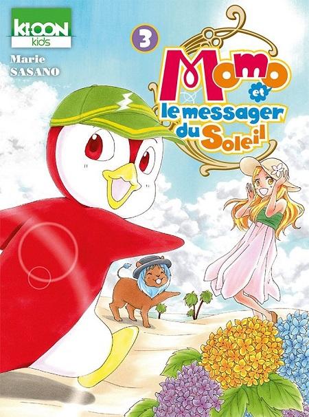 Momo et le messager du Soleil T3 (22/11/18)