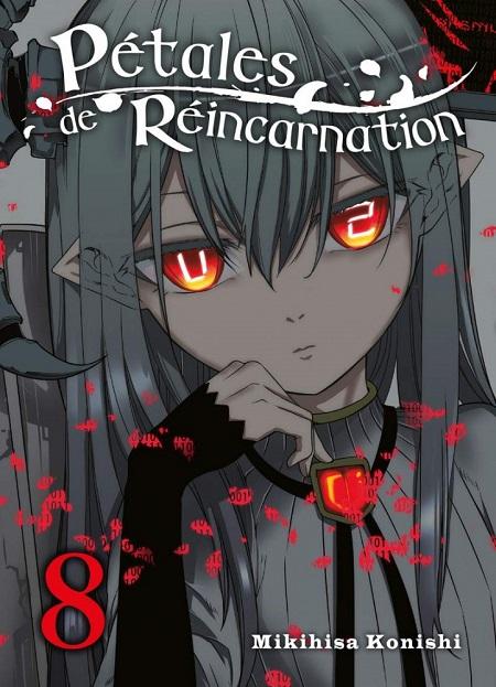Pétales de Réincarnation T8