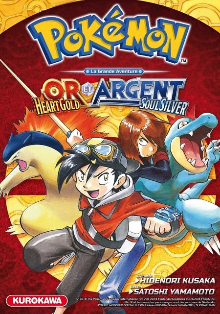 Pokémon - Heart Gold & Soul Silver T1 (15/11/18)