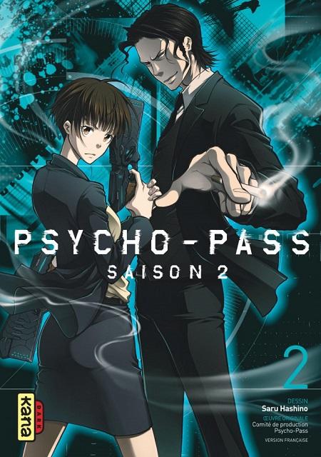 Psycho-Pass S2 T2 (23/11/18)
