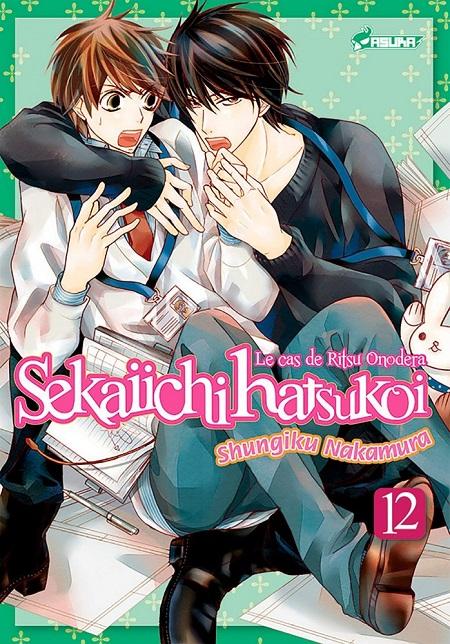 Sekaiichi Katsukoi T12 (07/11/18)