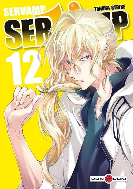 Servamp T12 (28/11/18)
