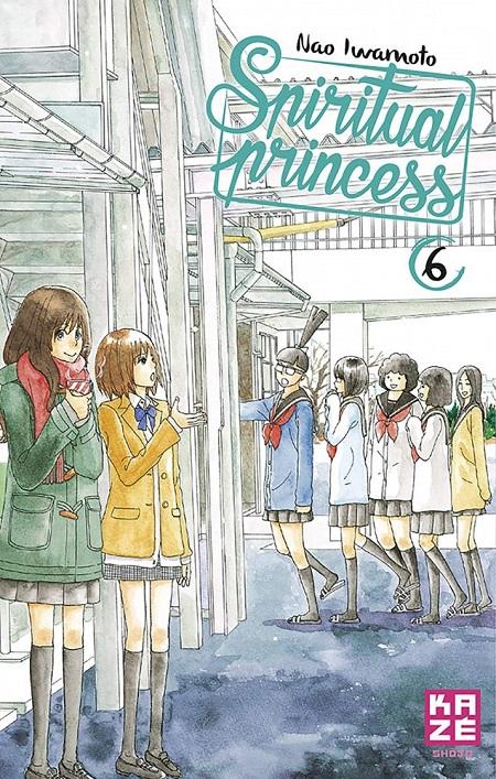 Spiritual princess T6 (07/11/18)