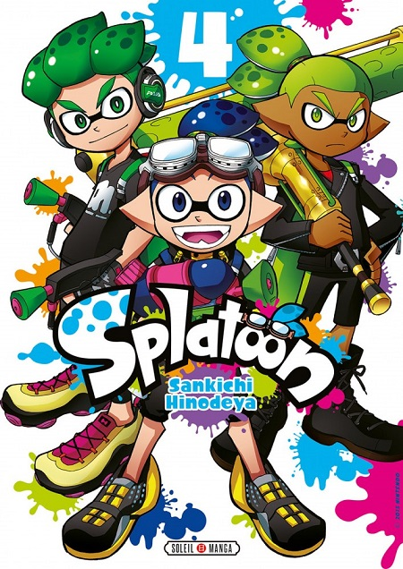 Splatoon T4 (14/11/18)
