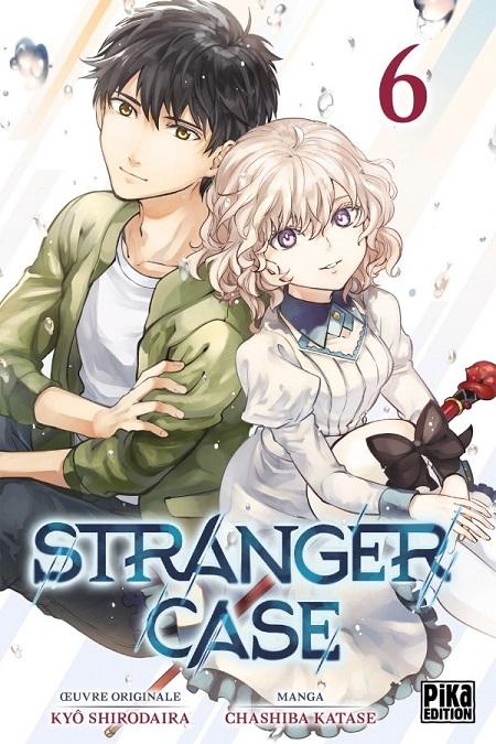 Stranger Case T6 (07/11/18)
