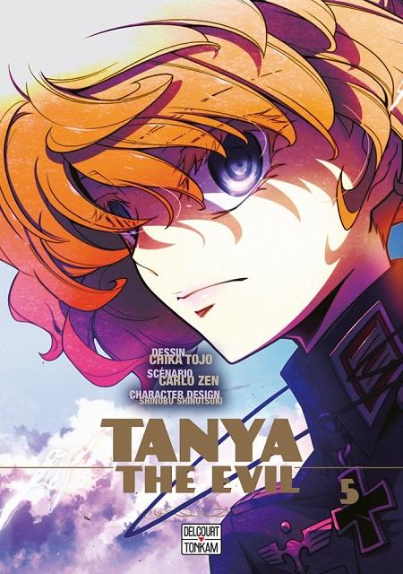 Tanya the Evil T5 (07/11/18)