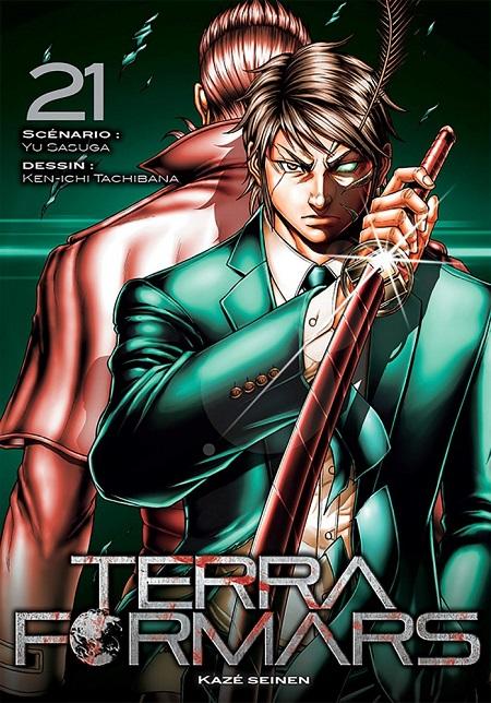 Terra Formars T21 (28/11/18)