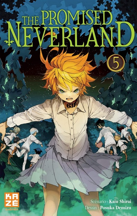 The Promised Neverland T5 (28/11/18)
