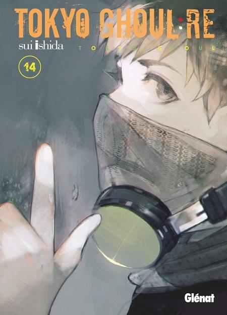 Tokyo Ghoul:re T14 (21/11/18)