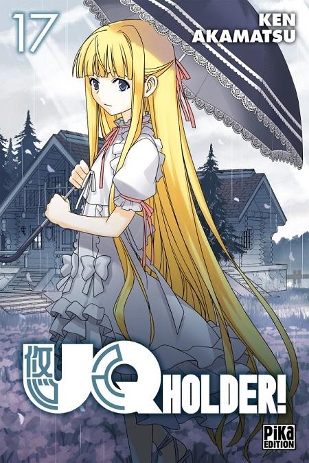 UQHolder! T17 (21/11/18)