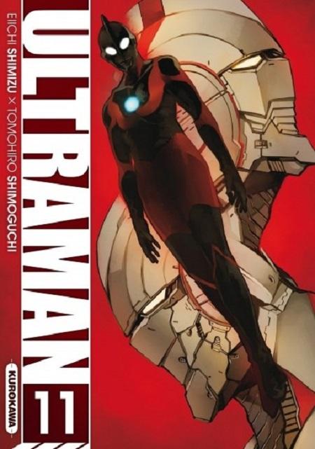 Ultraman T11 (15/11/18)
