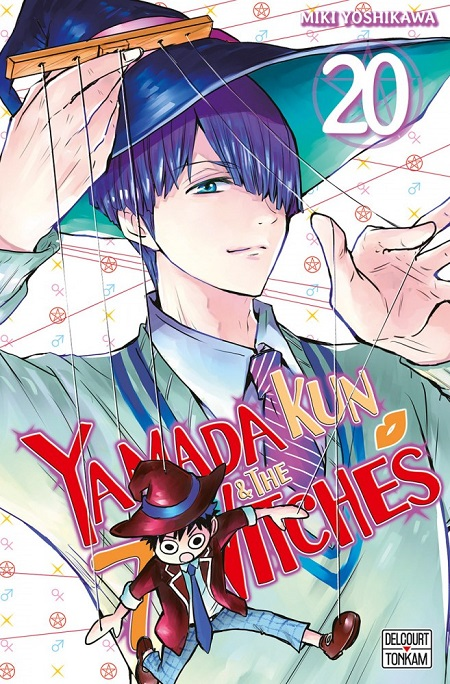 Yamada-kun & the 7 Witches T20 (28/11/18)