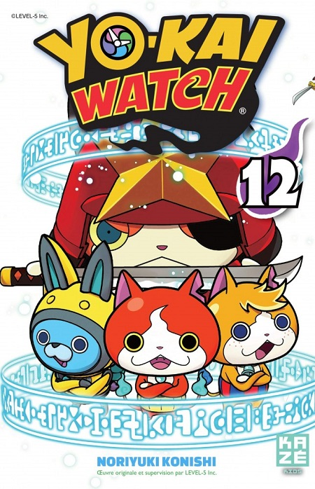 Yo-Kai Watch T12 (28/11/18)