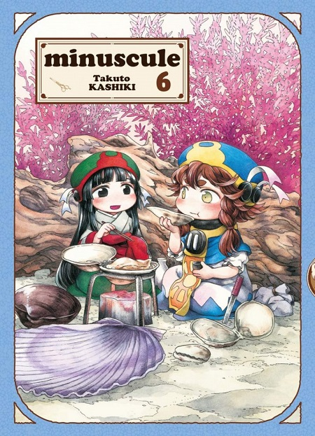Minuscule T6 (15/11/18)