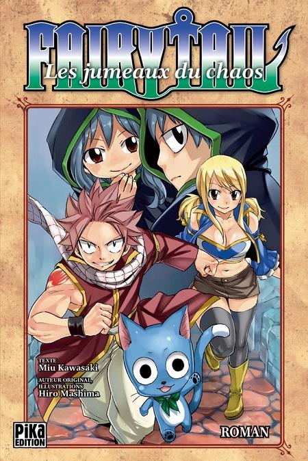 Fairy Tail - Les jumeaux du chaos (02/01/19)
