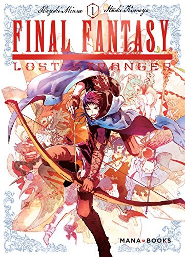 Final Fantasy Lost Stranger-manga