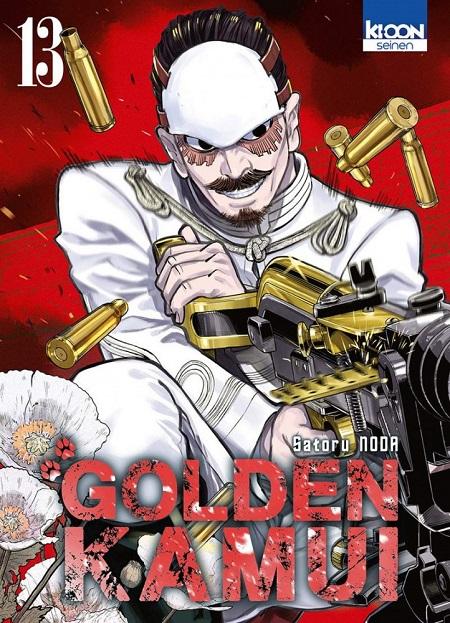 Golden Kamui T13 (06/12/18)