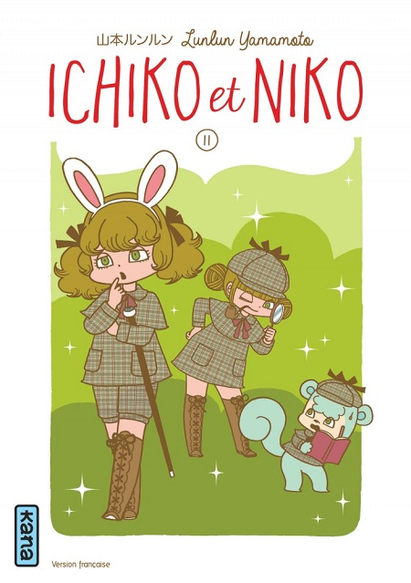 Ichiko et Niko T11 (07/12/18)