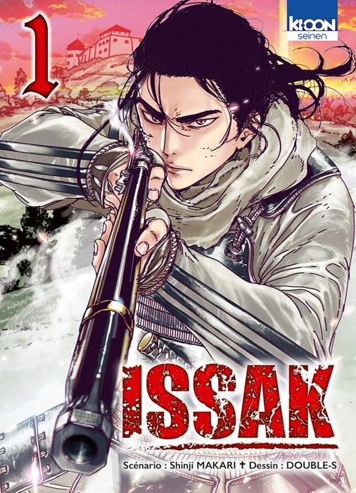 Issak-manga