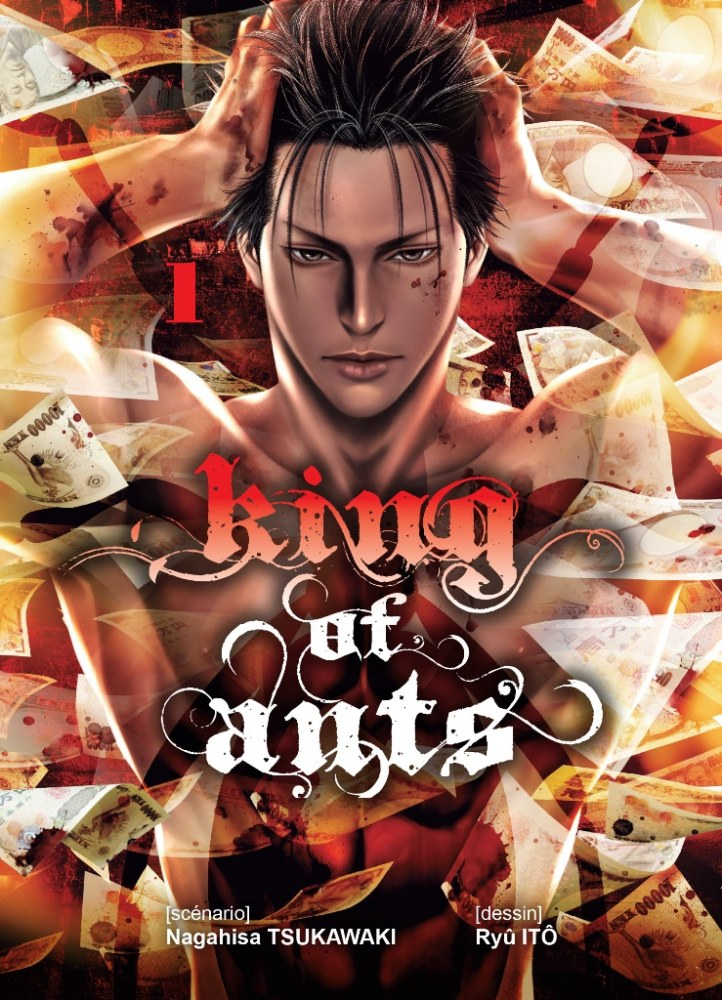 King of Ants-manga