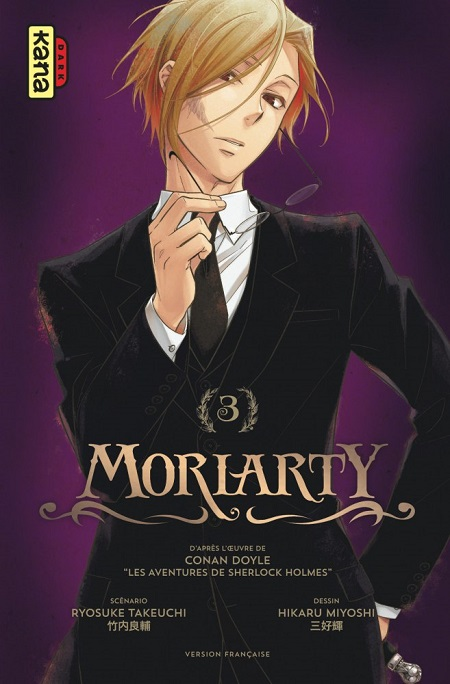 Moriarty T3 (07/12/18)