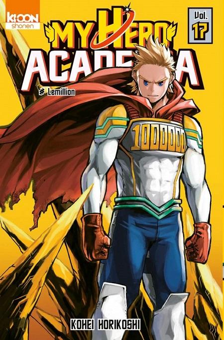 My Hero Academia T17 (03/01/19)