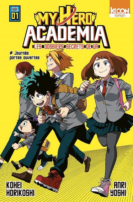 My Hero Academia Roman T1 (03/01/19)